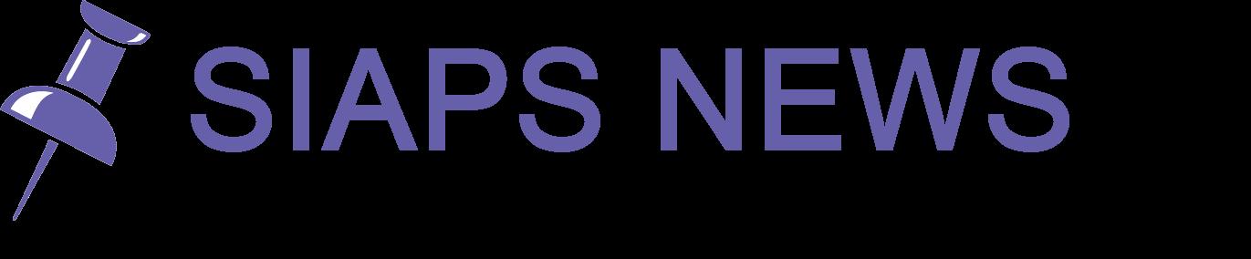 SIAPS webicons-announce