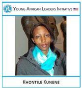 SIAPS-Swaziland Techical Advisor Khontile Kunene