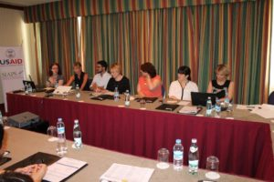 A SIAPS training on the monitoring and management of TB medicines took place in Tbilisi in August, 2015